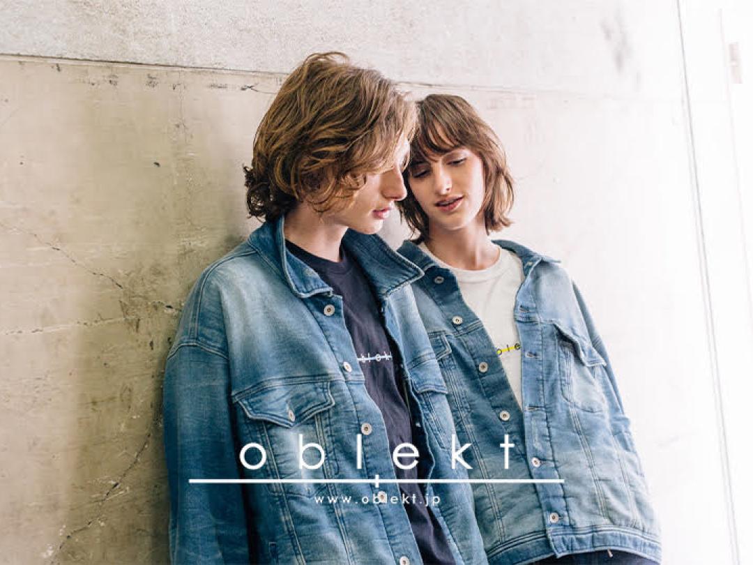「oblekt 」in baseyard tokyo POP UP SHOP ◆2019.10.25~2019.11.4◆
